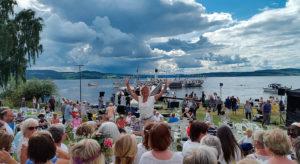 NRK's sommerbåten 2017