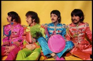 The Beatles møter William Shakespeare!