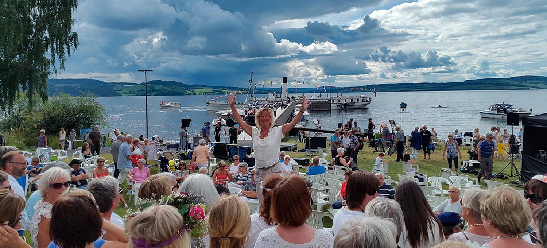 Solheimkoret og Sommerbåten 2017