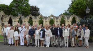 På reisefot til korfestival i York