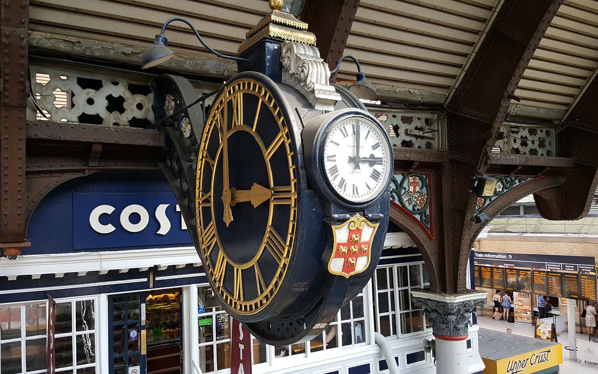 Byen York, med rik vikinghistorie, er nærmest som en tidsmaskin...