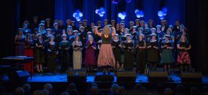 Jubileumskonserten i Teatersalen Brumunddal 3. mars 2018