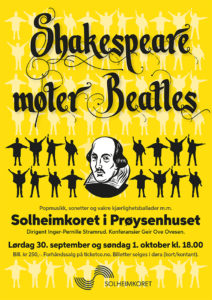 Shakespeare møter Beatles