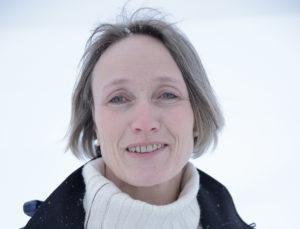 Sigrid, leder i Solheimkoret 2017