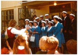 17. mai Solheimkoret på Solheim skole