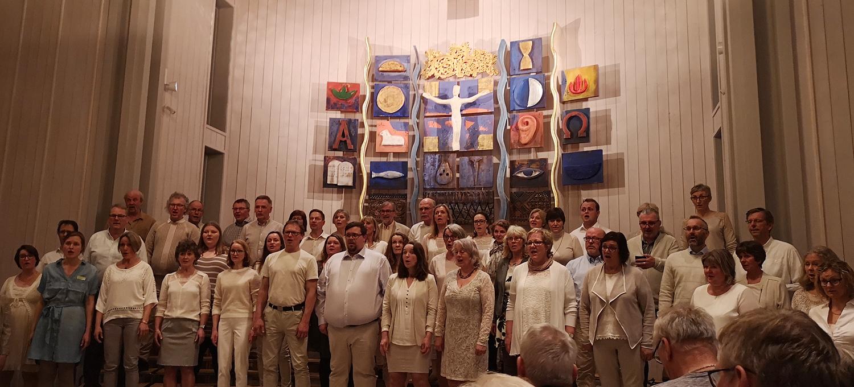 Vårkonsert i Veldre kirke 29.3.2019