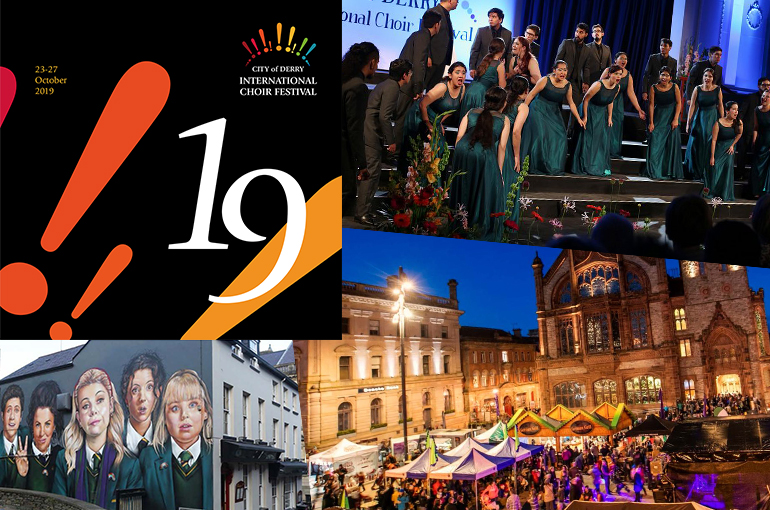 City of Derry International Choir Festival