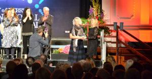 Solheimkoret tok pris i Derry (Fotograf: Magnar)