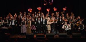 50-års jubileumskonsert
